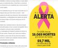 Infgráfico câncer de mama