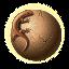ícone que dá acesso à pratica para a tv multimídia sobre teorias evolucionistas