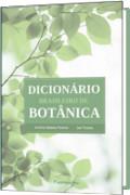 capa do livro Dicionário Brasileiro de Botânica