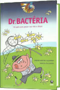capa do livro Dr Bactéria