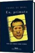 capa do livro Eu, primata