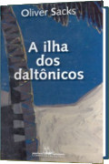 Capa do livro A ilha dos Daltônicos