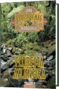 capa do livro Série Ecossistemas Paranaenses - Flçoresta Atlântica.