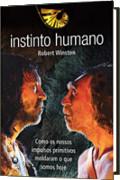 capa do livro Instinto Humano