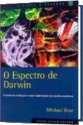 capa do livro O espectro de Darwin: A Teoria da Evolução e Suas Implicações no Mundo