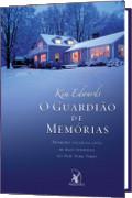 capa do livro O guardião de memórias.