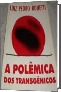 capa do livro A polêmica dos Transgênicos