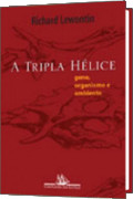 capa do livro A tripla hélice.