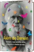 capa do livro Além de Darwin