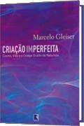 capa do livro Criação Imperfeita: de aparência azul lembrando conexões cerebrais.