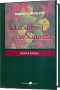 capa do livro A Economia da Natureza