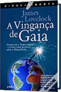Capa do livro A Vingança de Gaia